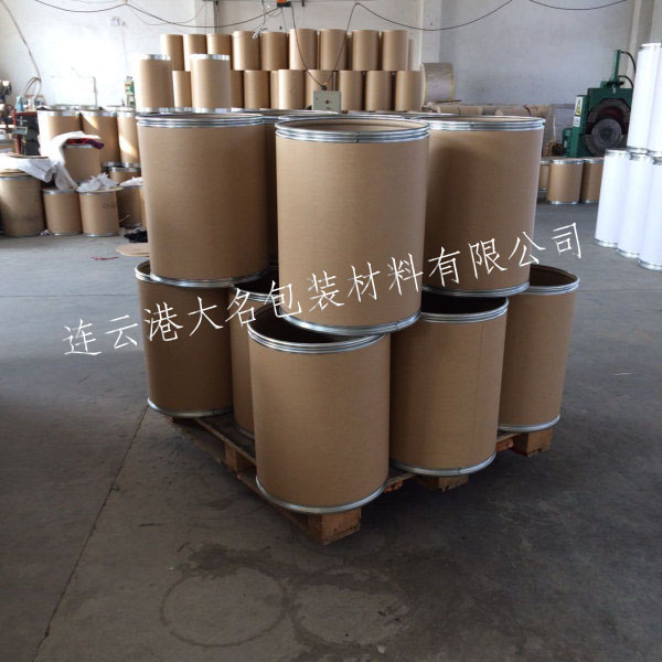 生产运输的纸板制桶
